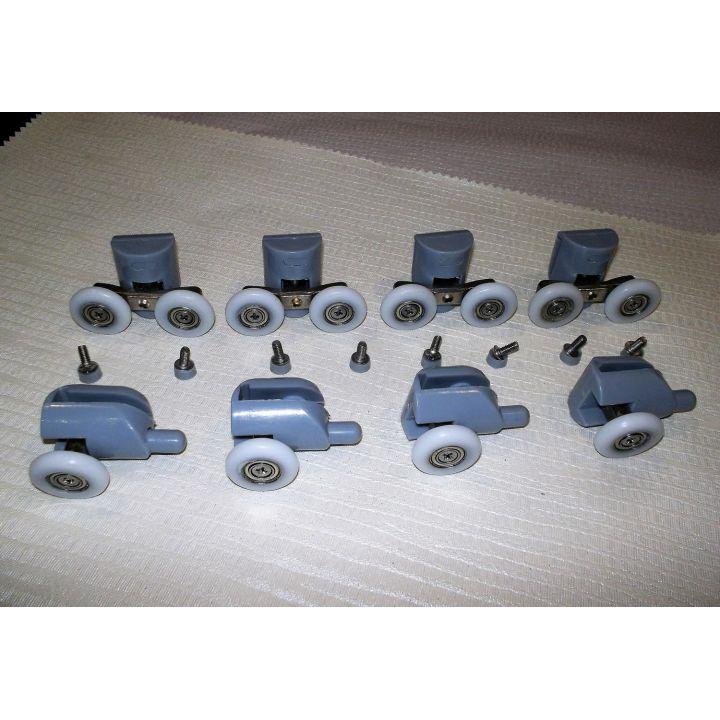 Комплект роликов для душевой кабины ( В-43) 25мм