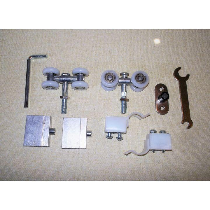 Раздвижная система для алюминиевого профиля