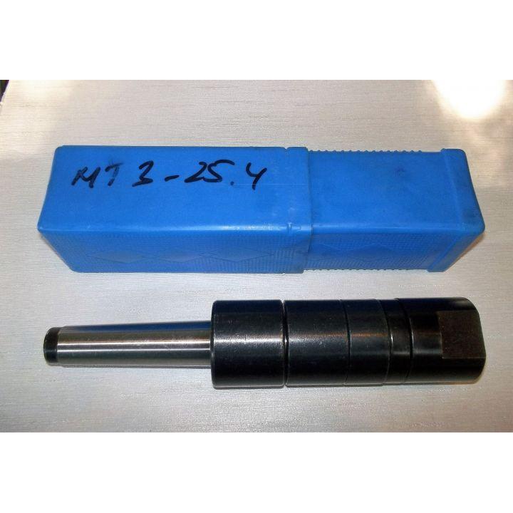 Оправка для фрезерных станков MT3-25.4mm